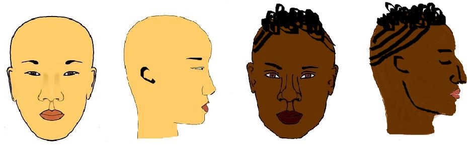 rhinoplastie ethnique : les différents profils