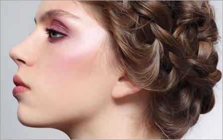 rhinoplastie pointe nez : belle femme